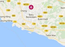 Malacca vliegveld