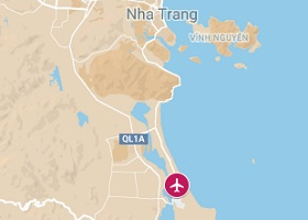 Nha Trang vliegveld Cam Ranh
