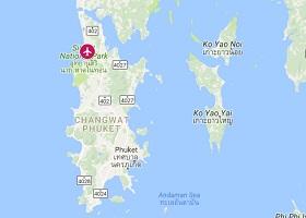 Phuket vliegveld