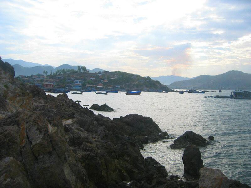 Reistips backpacken Nha Trang vissers