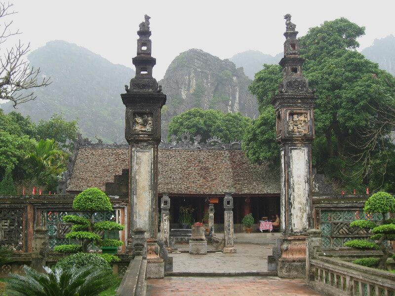 Reistips backpacken Ninh Binh Hoa Lu