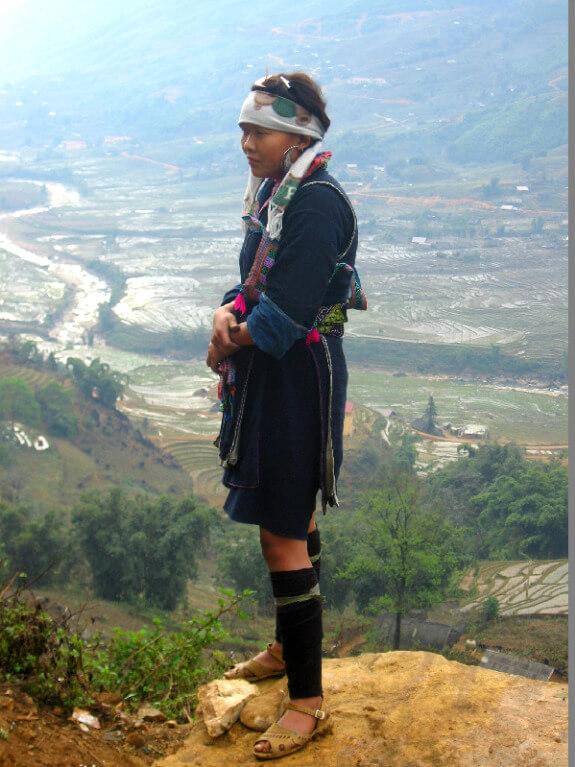 Sapa black Hmong