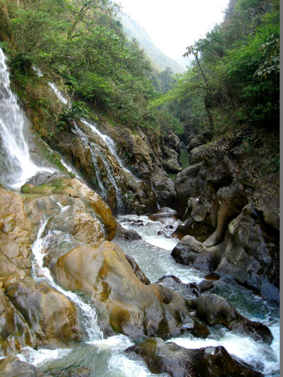 Sapa waterval