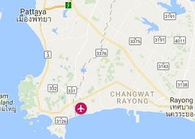 U-Tapao vliegveld