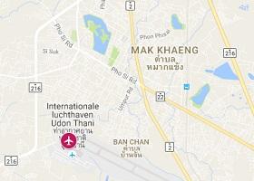 Udon Thani vliegveld