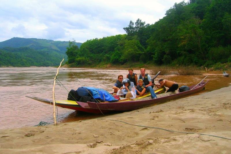 Vervoer in Laos