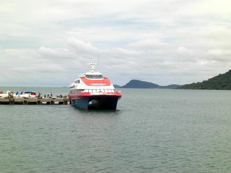 Superdong boot in Vietnam