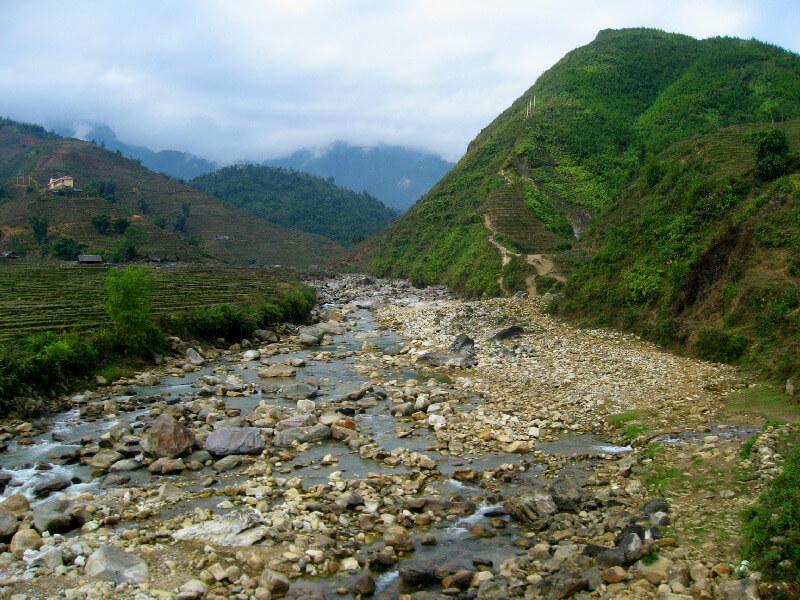 Sapa rivier