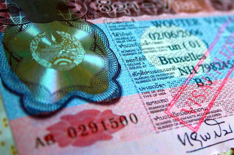 Visum voor Laos