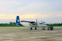 Vliegvelden in Laos