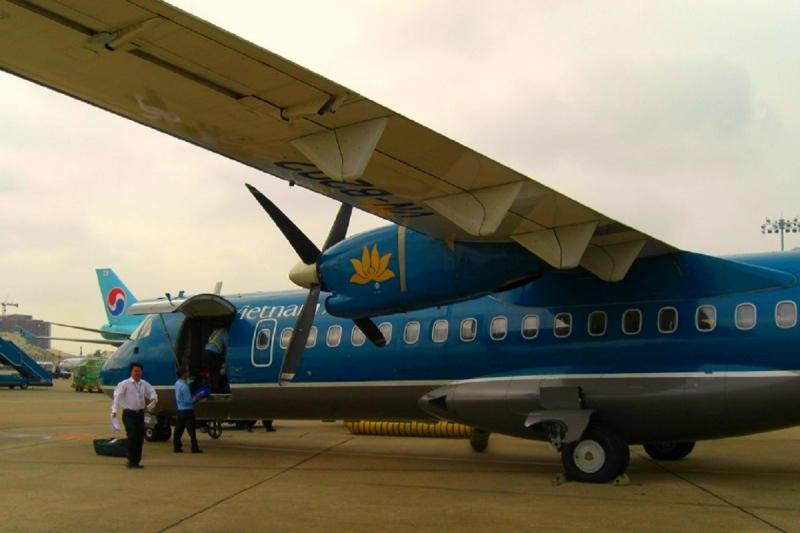 Vliegvelden in Vietnam