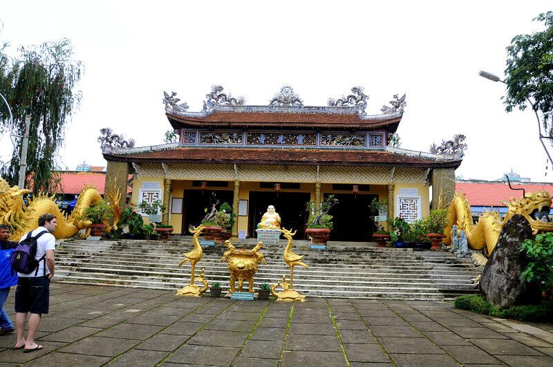 Da Lat tempel