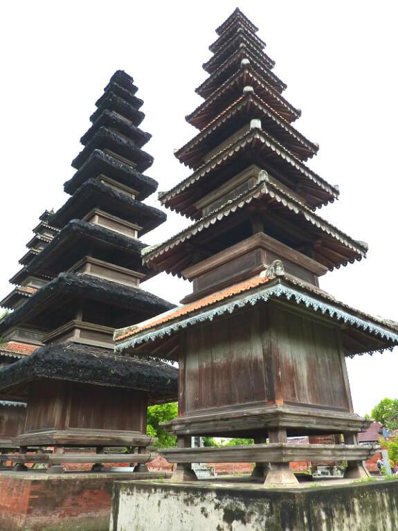 Backpacken Indonesië Borobudur Hindu tempel
