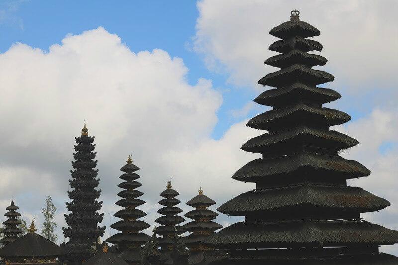 Pura Taman Ayun tempel in Denpasar
