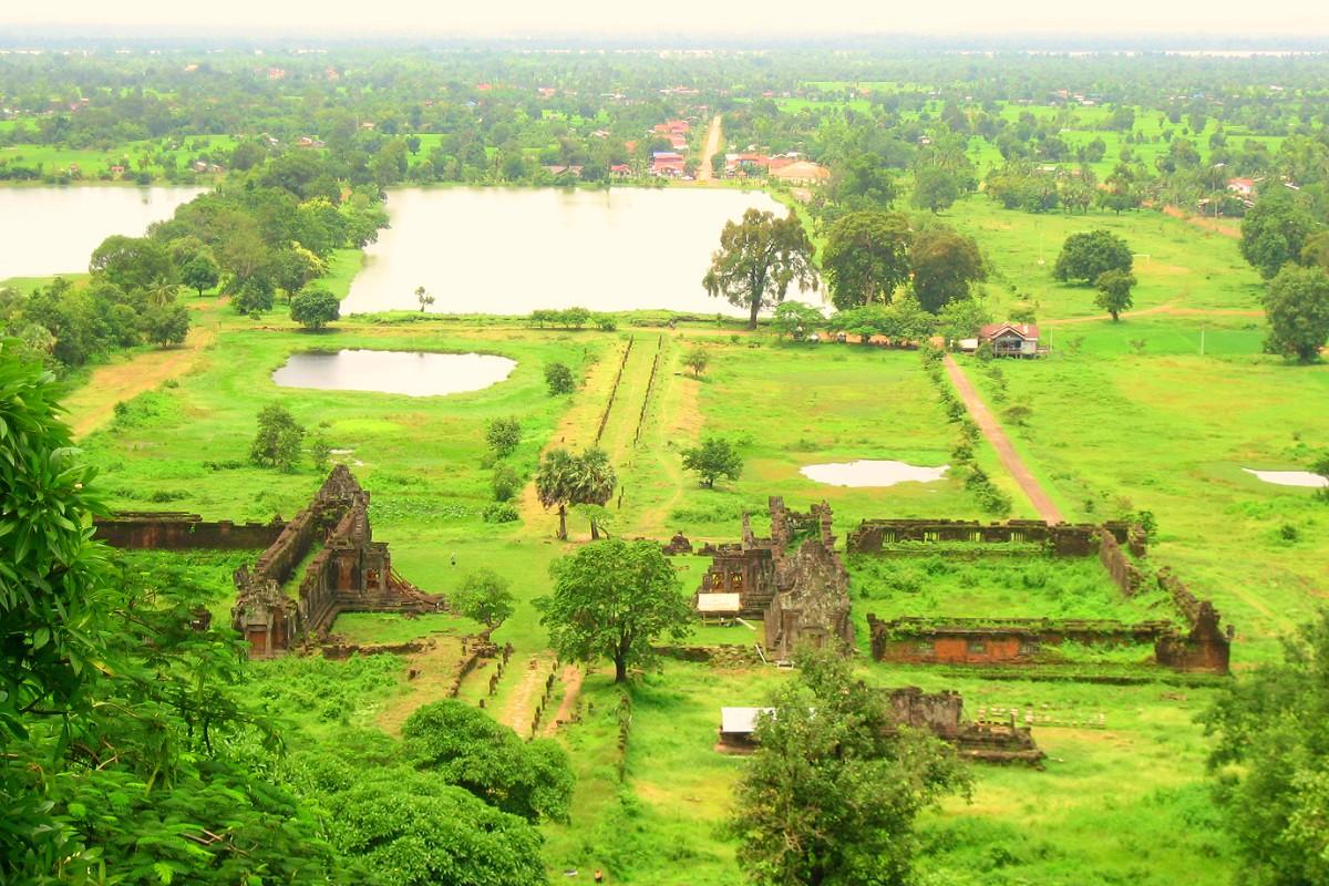 Wat Phu Champasak reistips