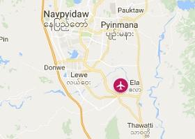 Naypyidaw vliegveld