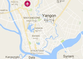 Yangoon vliegveld