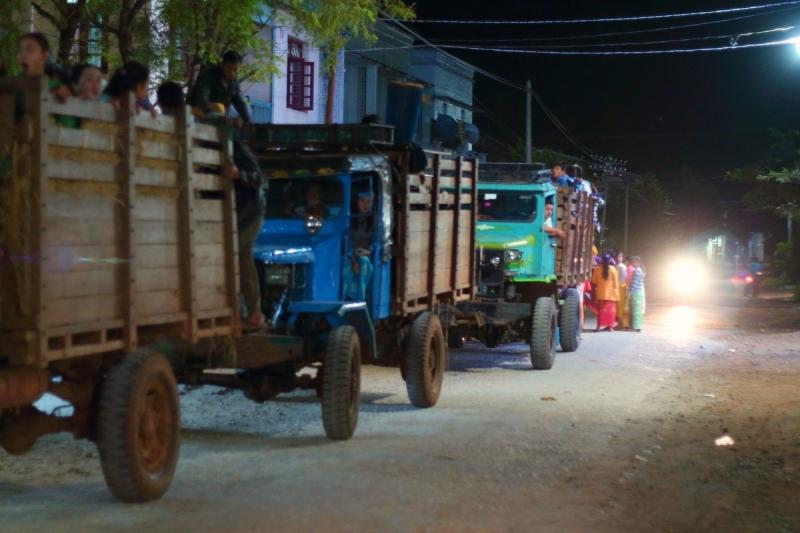 Actueel reisadvies Myanmar