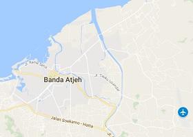 Banda Aceh vliegveld Sultan Iskandarmuda