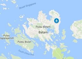 Batam vliegveld Hang Nadim
