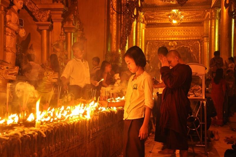 Feestdagen in Myanmar