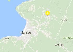 Manado vliegveld