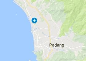 Padang vliegveld Minangkabau