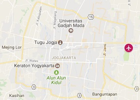 Yogyakarta vliegveld Adisucipto