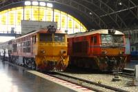 Online treintickets voor Thailand kopen