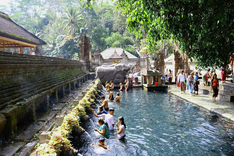Tirta Empul Ubud, Bali