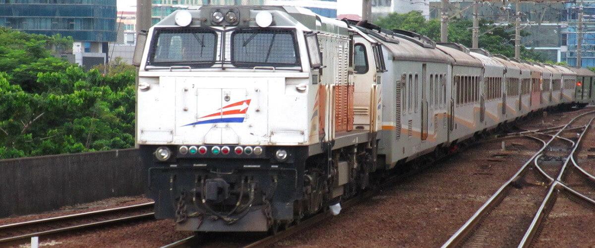 Online treinticket voor Indonesië kopen