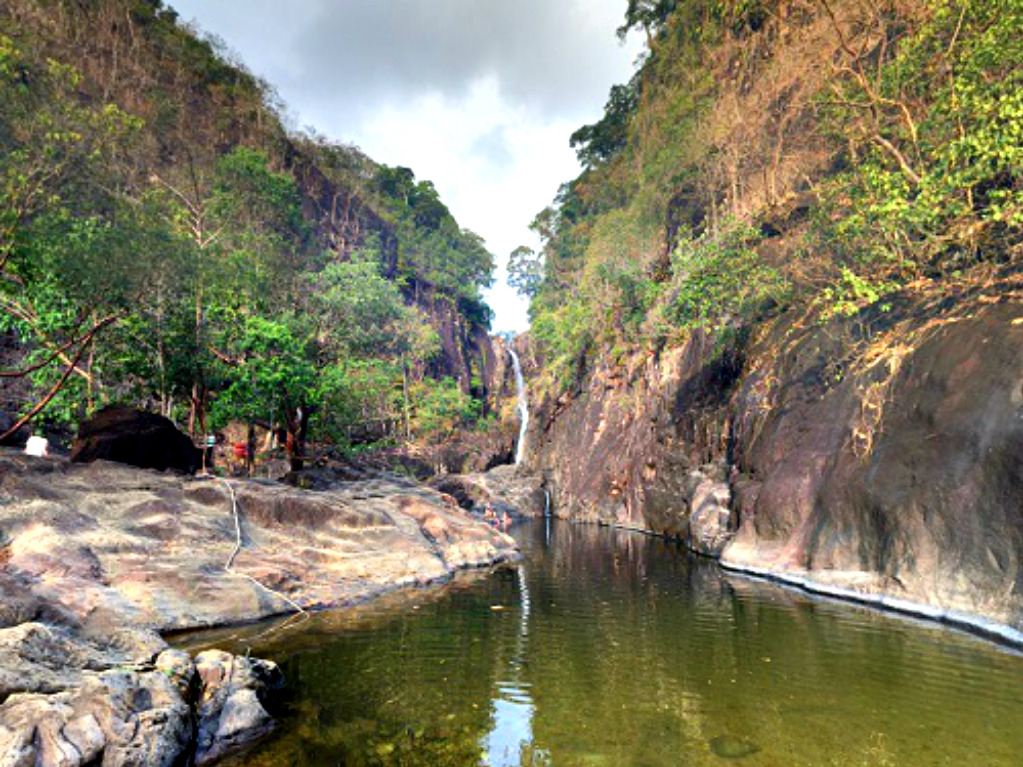 Koh Chang waterval