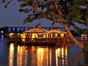 Luxe hotel Kanchanaburi