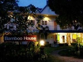 Middenklasse hotel Kanchanaburi