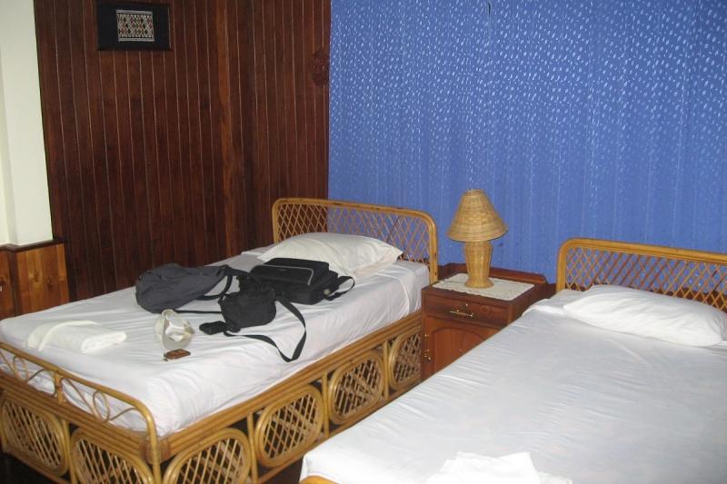 Goedkoop overnachten in Laos hotel tips