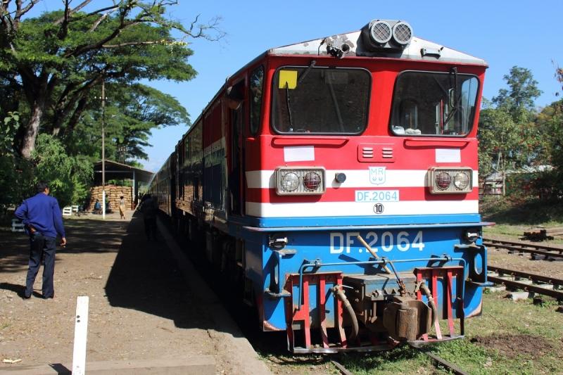 Online treintickets voor Myanmar boeken