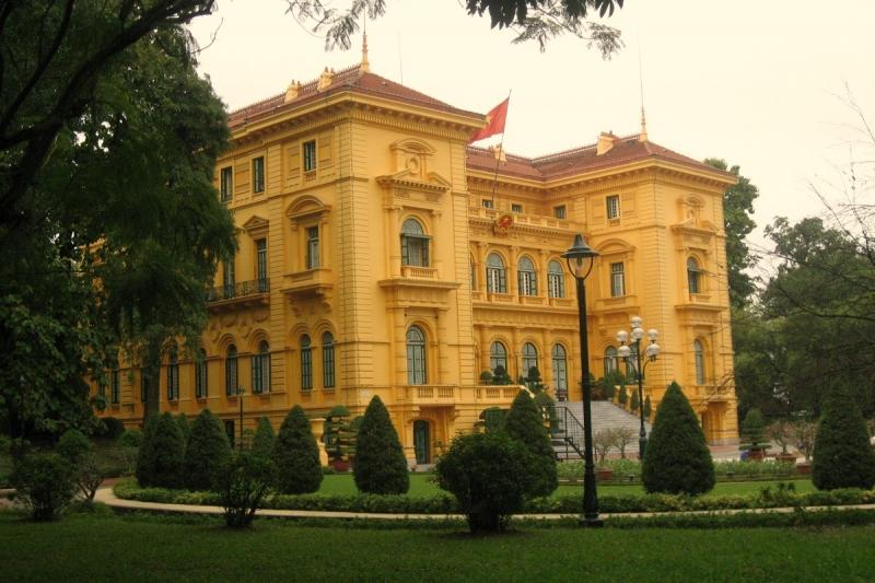 Hanoi reistips