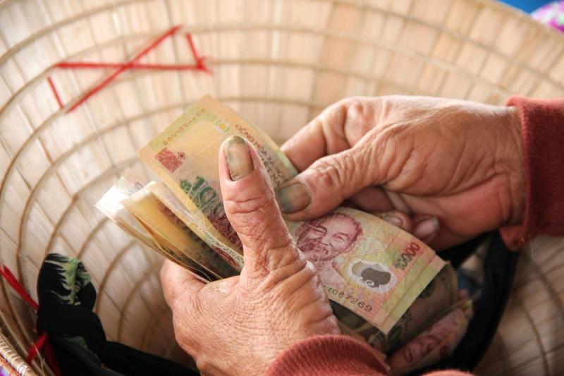 Geld in Vietnam