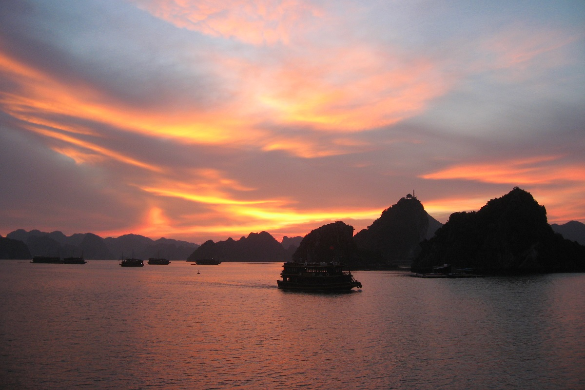 Halong Bay reistips