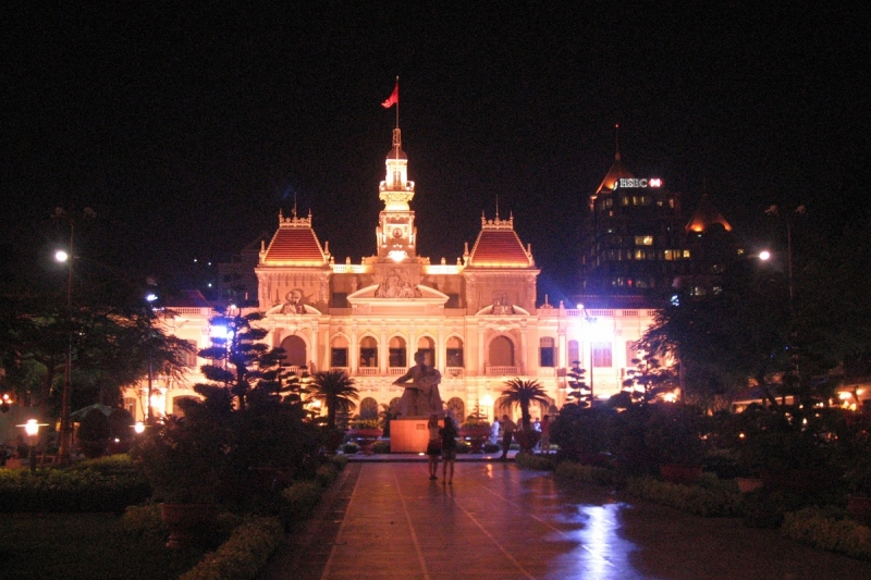 Ho Chi Minh stad reistips