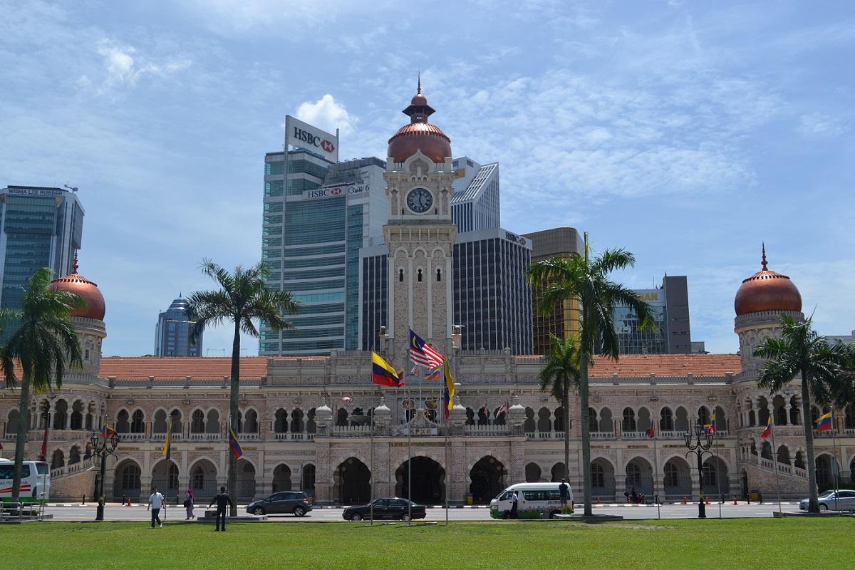 Backpacken in Maleisie