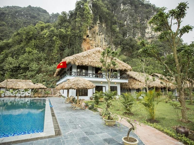 Leuk hotel in Ninh Binh