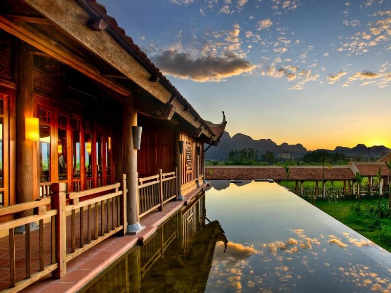 Luxe hotel tips Ninh Binh