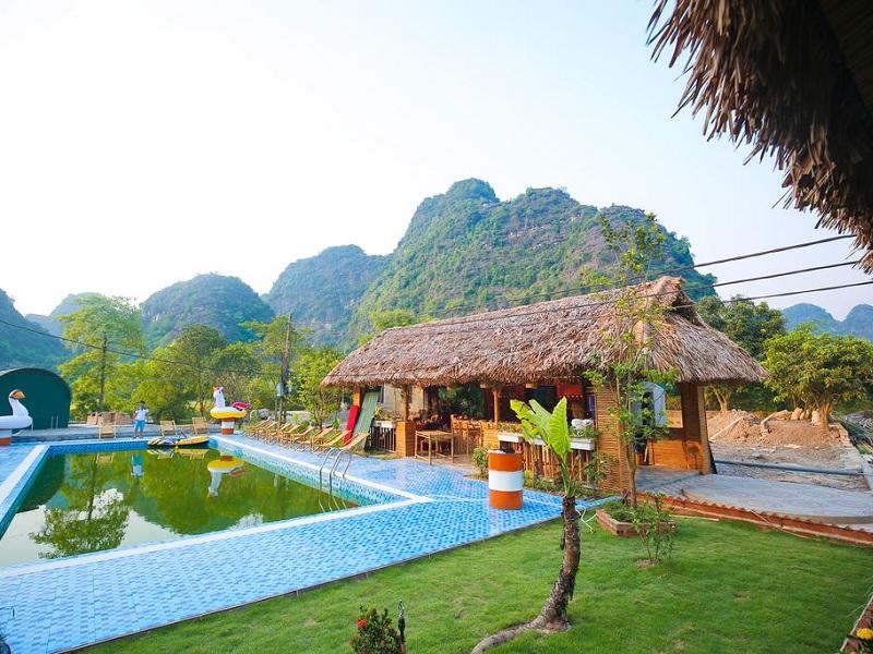 Middenklasse hotel tips Ninh Binh
