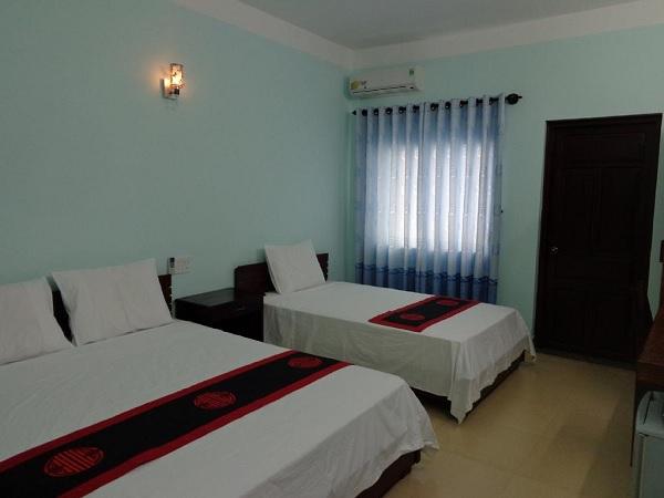 Budget hotel tip Hoi An