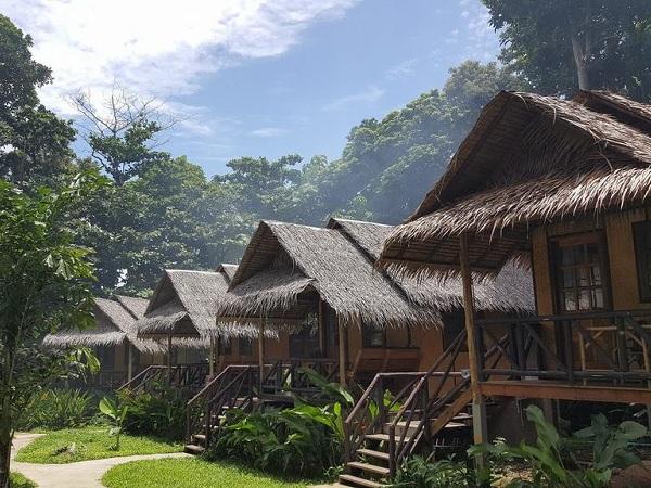 Budget hotel tip Koh chang