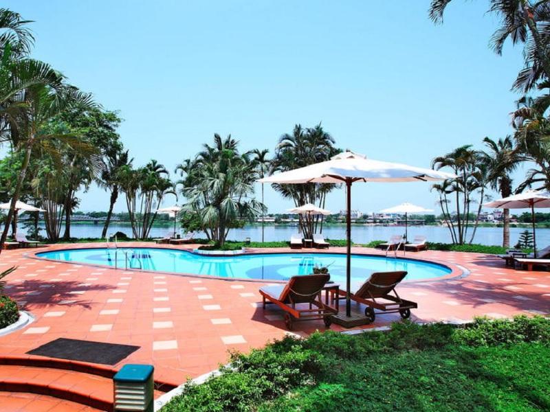 Goedkoop leuk hotel in Hue