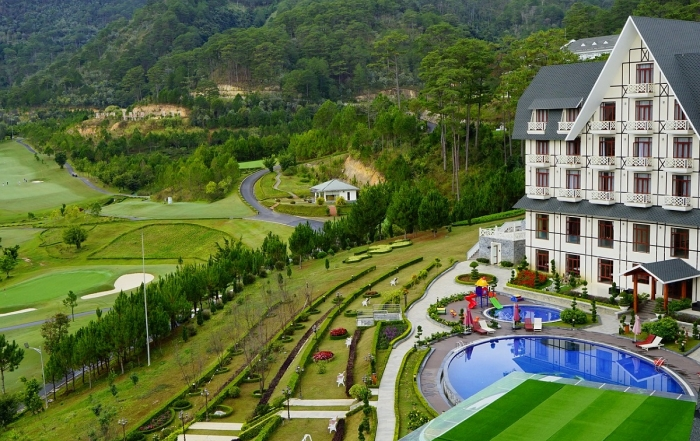 Leuke hotels in Da Lat hotel tips