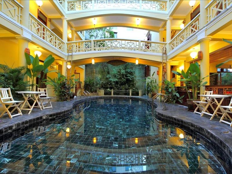 Leuk hotel in Hoi An