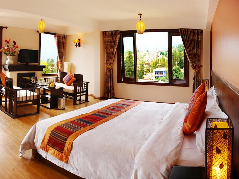 Leuke hotels in Sapa hotel tips